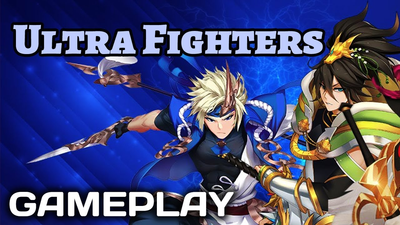 Ultra Fighters