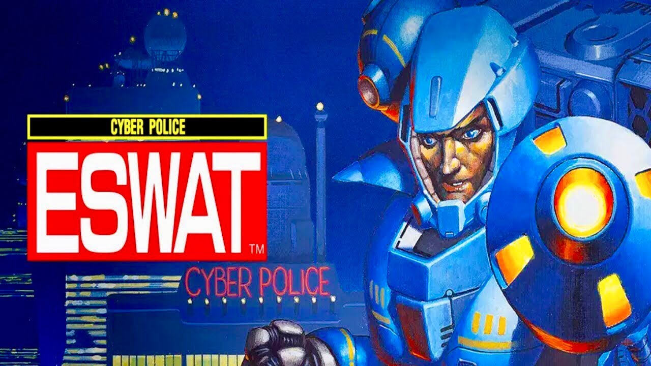 ESWAT: City Under Siege Classic