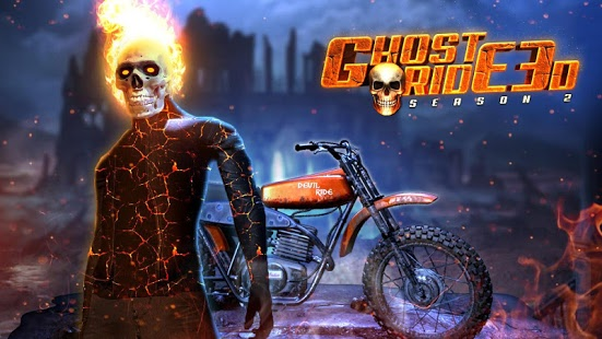Ghost Ride 3D Season 2