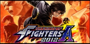 THE KING OF FIGHTERS-A 2012