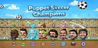 Puppet Soccer Champions-League