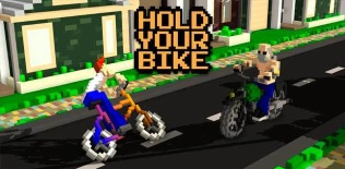 Hold Your Bike