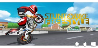 Stunt Bike Freestyle