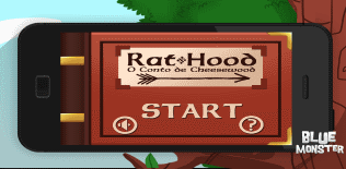 Rat Hood - Bow and Arrow
