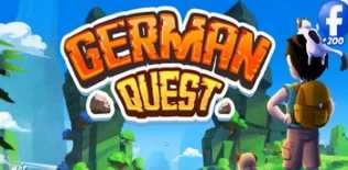 JuegaGerman: German Quest