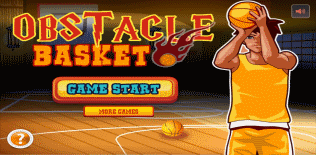 Obstacle Basketball