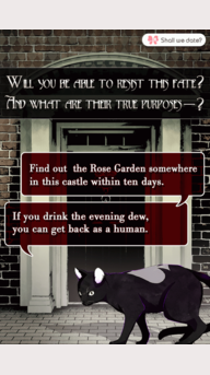 Shall we date?: Blood in Roses +