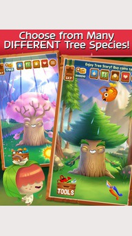 Tree Story: Best Pet Game