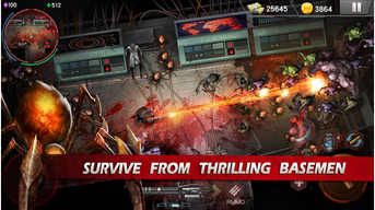Zombie Shoot: Pandemic Survivor