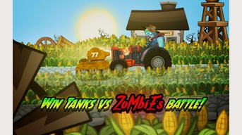 Zombie Survival Games: Pocket Tanks Battle