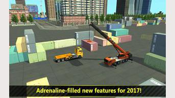 Construction & Crane SIM 2017