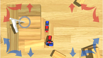 Madcar: 2 - 4 Players