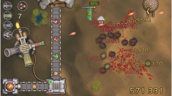 Blood Diamonds: Base Defense