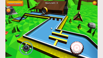 Mini Golf: Retro