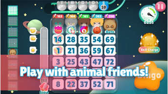 Bingo Animals