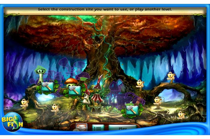 Игровой процесс Сокровища Легенд: Дерево Жизни. Скриншоты игры Jewel Legen
