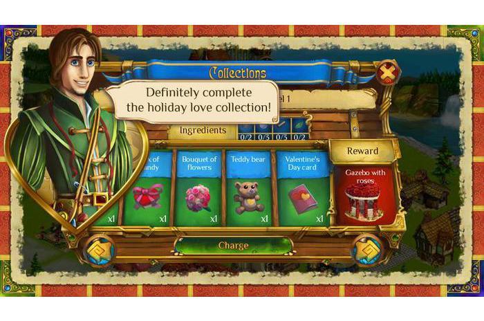 Здесь можно скачать полную версию игры Волшебное Королевство v2.6&quo